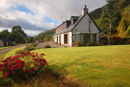 Carnoch Farm Cottage Self Catering Glen Affric