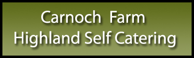 Carnoch Farm Highland Self Catering Accommodation
