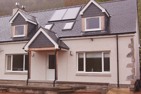 Carnoch Farm Cottage Two Bedroom Cottage Self Catering Glen Affric